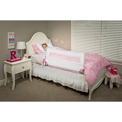 "Regalo Guardian Swing Down Safety Bed Rail, 43""X 20"