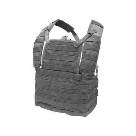 Modular Chest Rig Color- Black