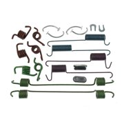 Carlson H7146 Drum Brake Hardware Kit, Rear, Front