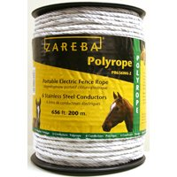 Zareba 656' White Poly Rope