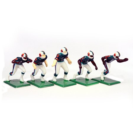 Hand Painted Dolphin - NFL Home Jersey-Miami Dolphins Hand Painted 11 Electric Football Players
