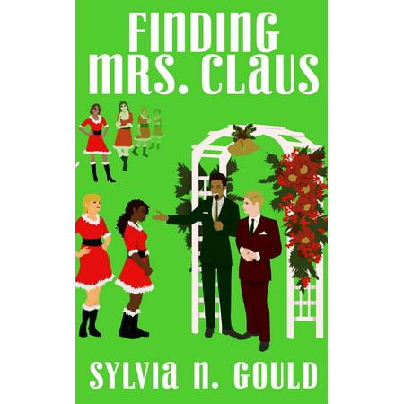 Finding Mrs. Claus (Paperback) Mrs Claus Salt