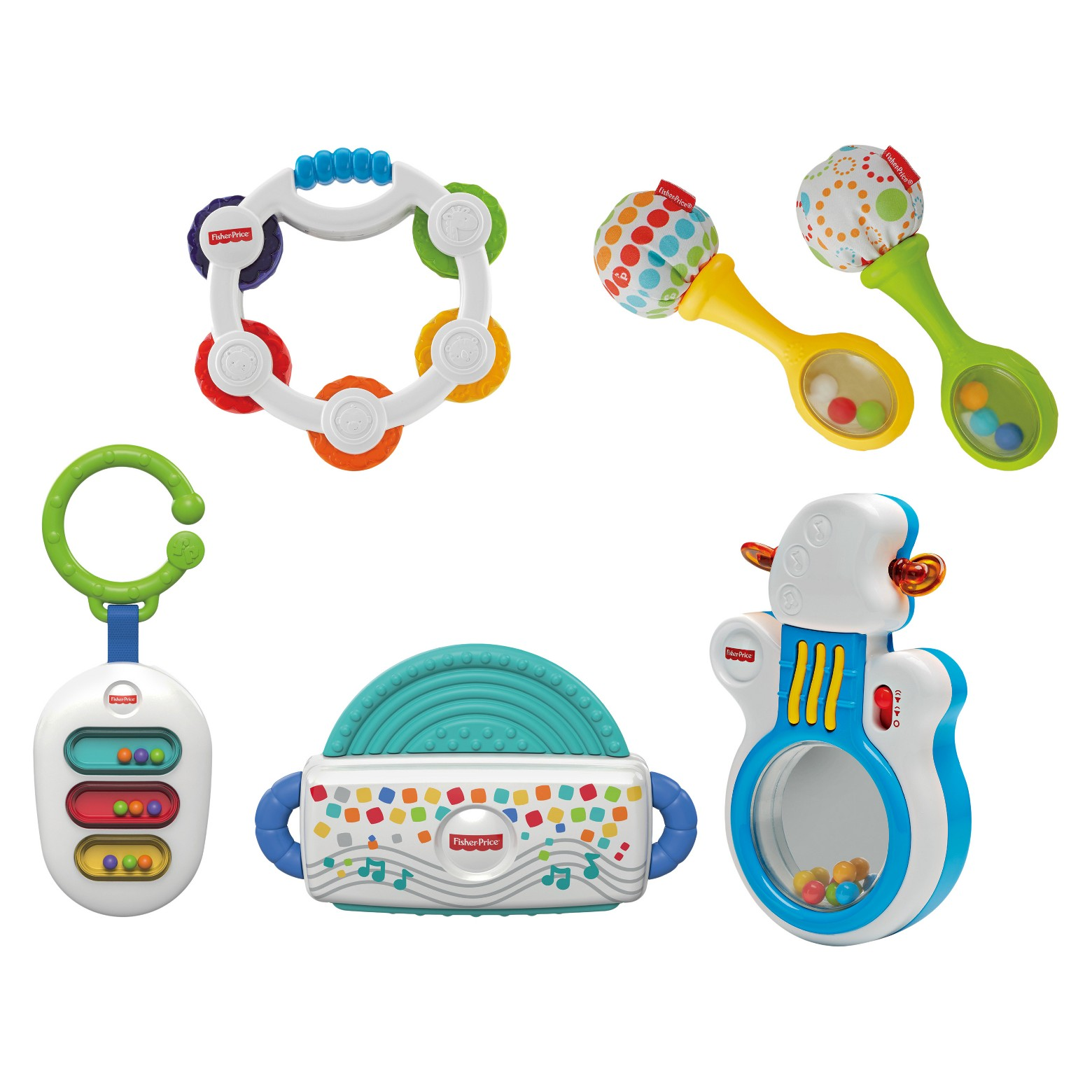 Fisher Price Music Makers Gift Set by Fisher-Price