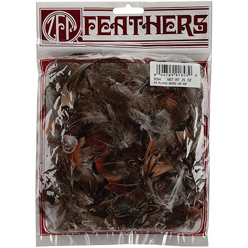 Pheasant Plumage Feathers, Natural, .25 oz