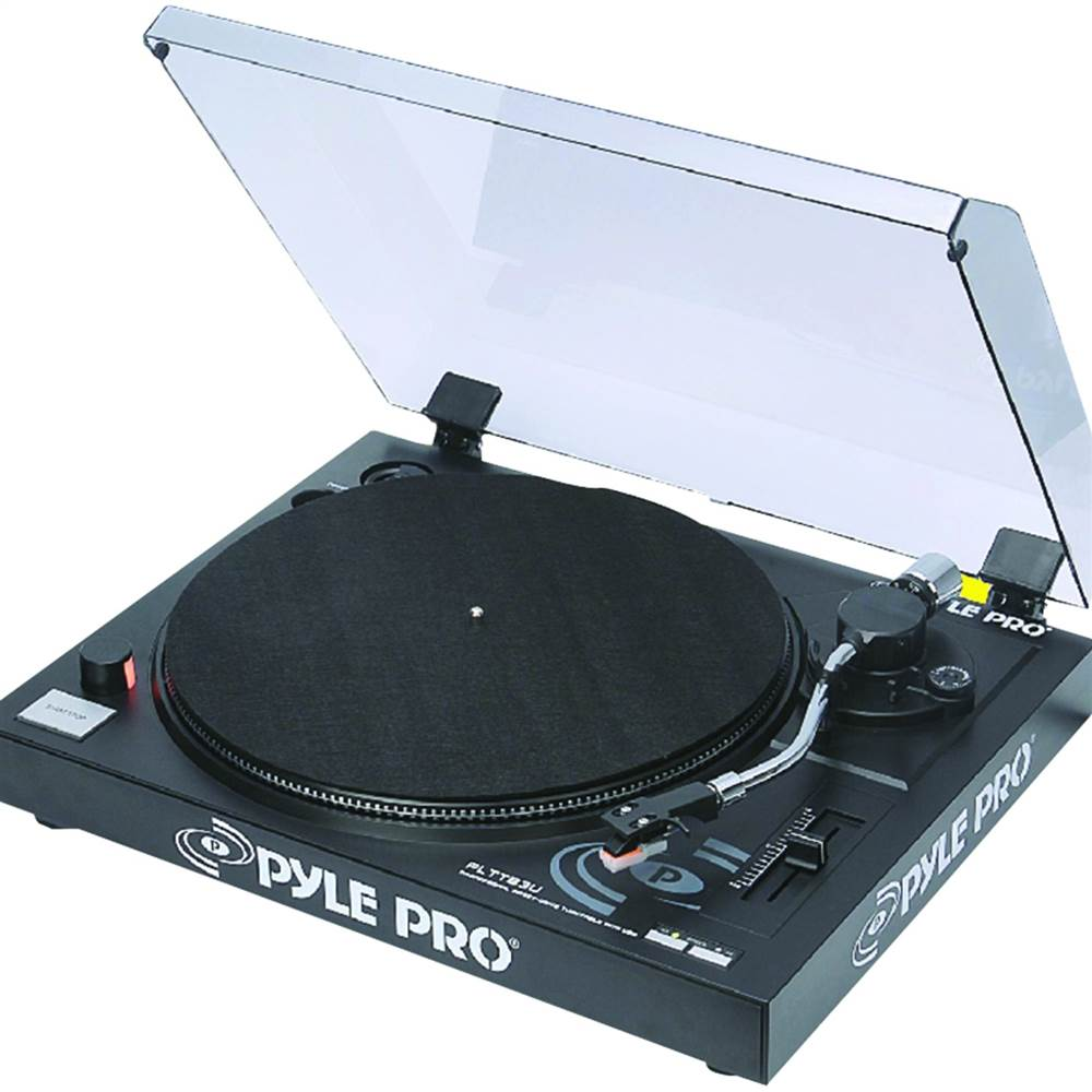 Petra Belt Drive USB Turntable