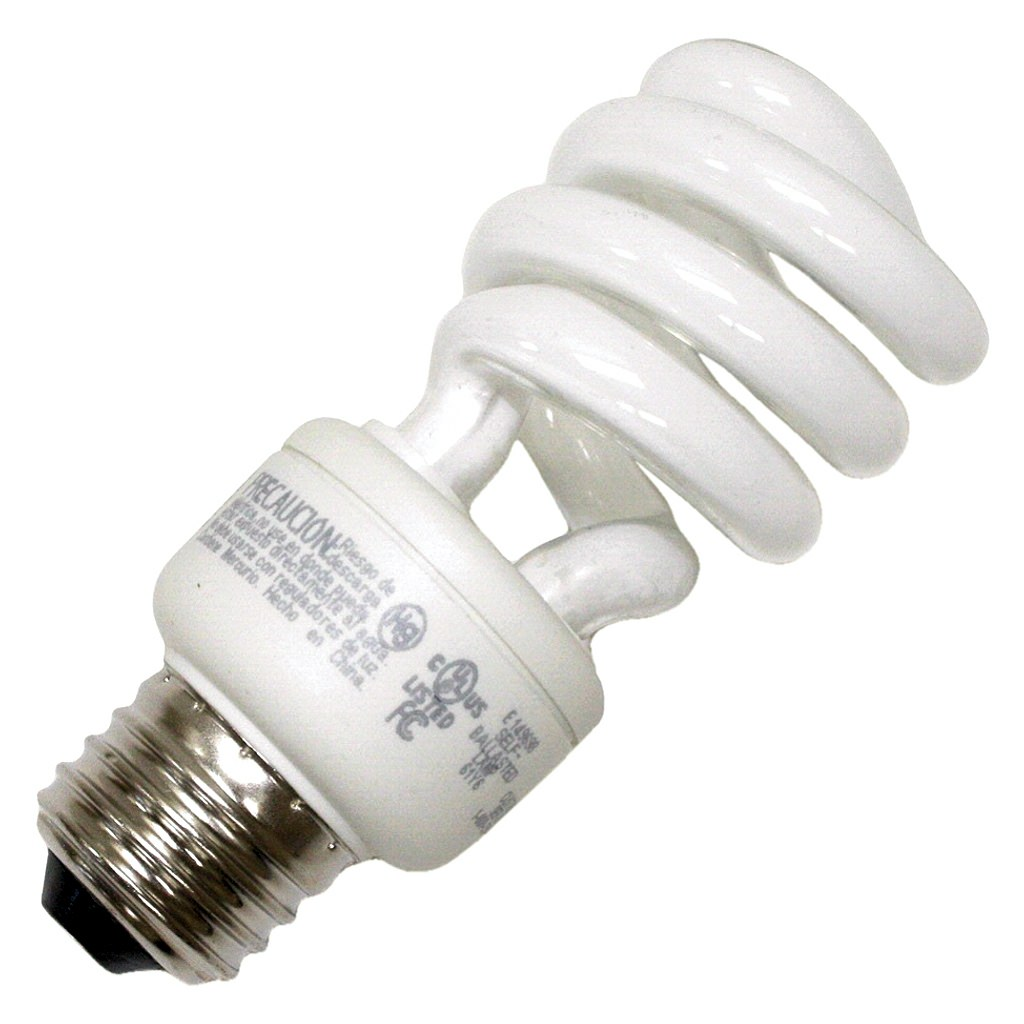 TCP 07902 - 80101441 Twist Medium Screw Base Compact Fluorescent Light Bulb