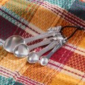 The Pioneer Woman Cowboy Rustic Metal Figural Measuring Spoons