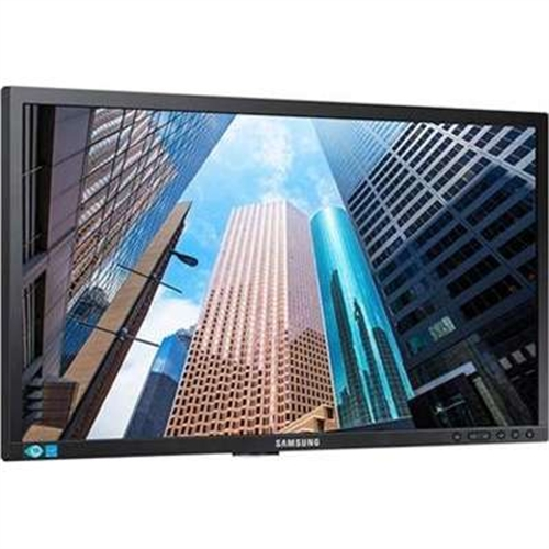 Samsung 24IN LED LCD MON 19X10 5MS DVI S24E450DN