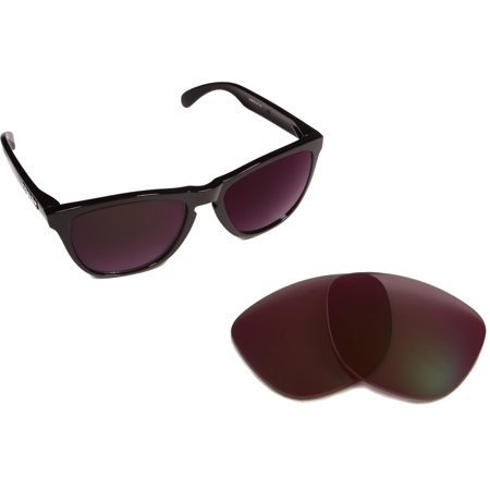 Frogskins Replacement Lenses Classic Grey by SEEK fits OAKLEY (Frogskins Sale)