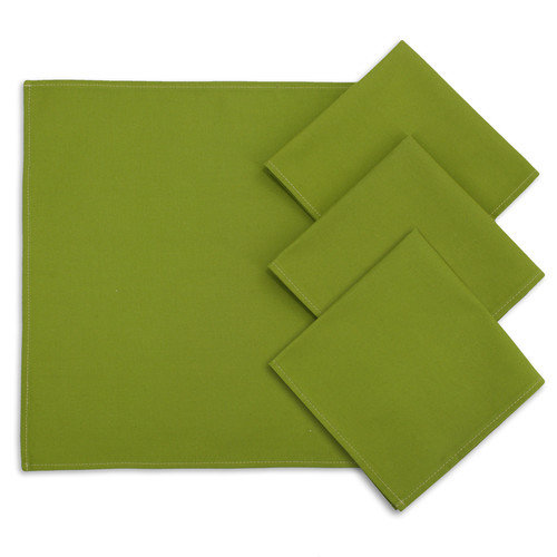 Chooty & Co Pebbletex Napkin in Palm (Set of 4)
