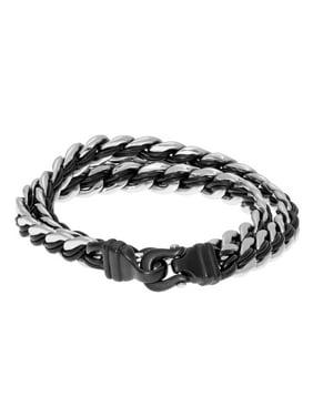 17b709d8f457f Overstock Men's Bracelets - Walmart.com