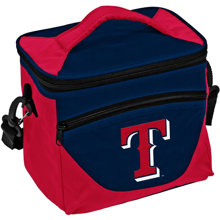 Logo MLB Texas Rangers Halftime Lunch Cooler