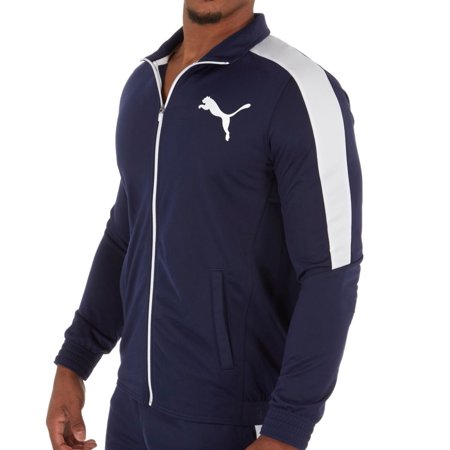 Puma Contrast Jacket - Mens