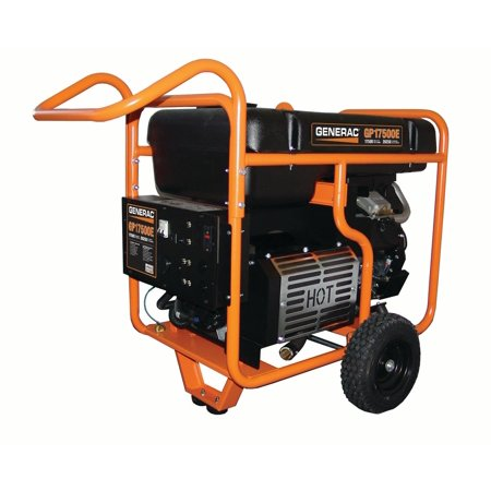 Generac 5735 - GP17500E, 17,500 Watt Electric-Start Portable Generator,