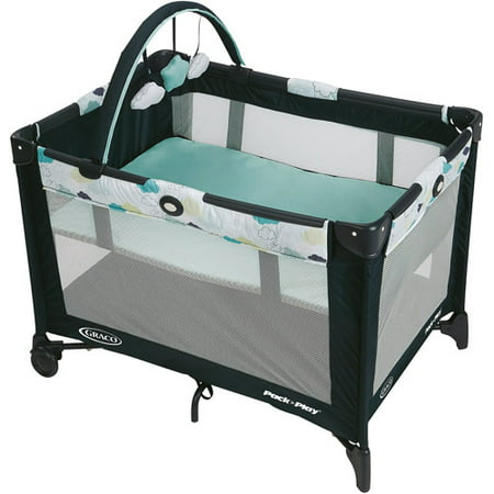 Graco Pack 'n Play On the Go Playard with Bassinet,