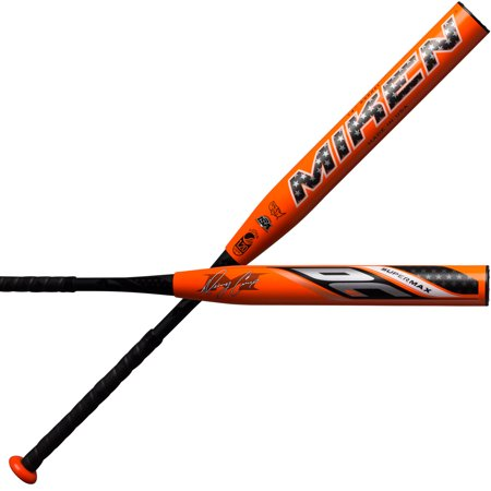 Miken DC-41 Supermax USSSA Slowpitch Softball Bat, 34