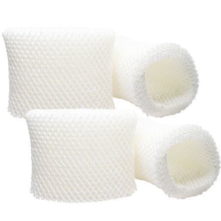 4-Pack Replacement Sunbeam SCM1746 Humidifier Filter  - Compatible Sunbeam SF213 Air Filter (Humidifier Filters Sf213)