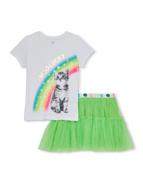 St. Patrick's Day Girls Clothing Under $15