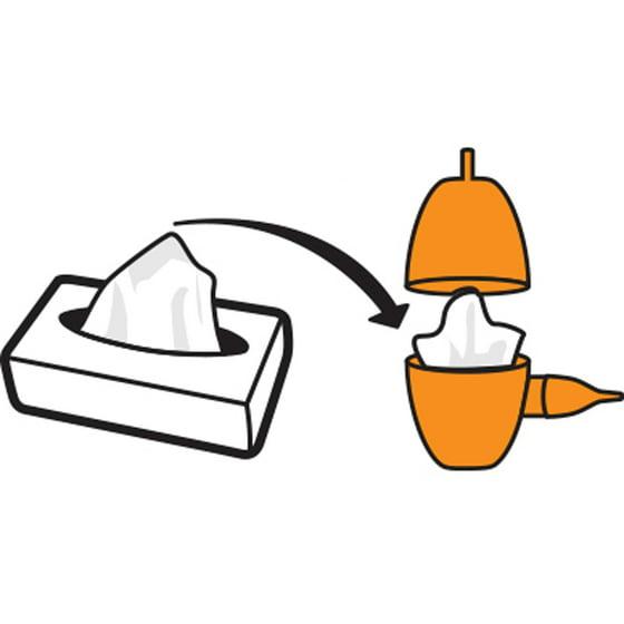 BabyComfy Nasal Aspirator -- The Snotsucker -- Hygienically & Safely  Removes Baby's Nasal Mucus – Crystal