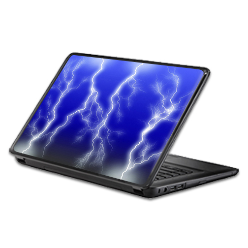MightySkins Protective Vinyl Skin Decal Wrap for Universal Laptop Apple Asus Acer Dell Lenovo Sony Toshiba 11 13 15 17 sticker cover Lightning Storm