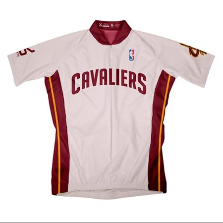 best website 5ace8 63b47 VOmax Womens NBA Cleveland Cavaliers Short Sleeve Cycling ...