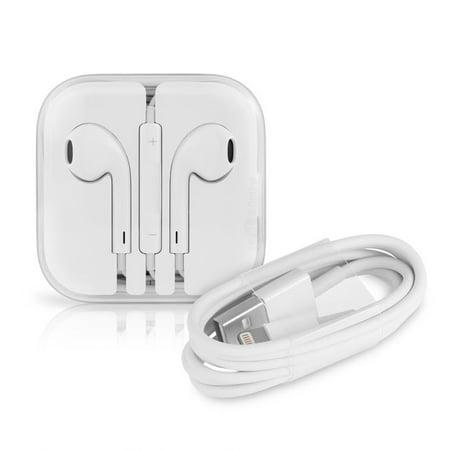 apple earbuds walmart. apple lightning to usb cable + earpods earbuds walmart n