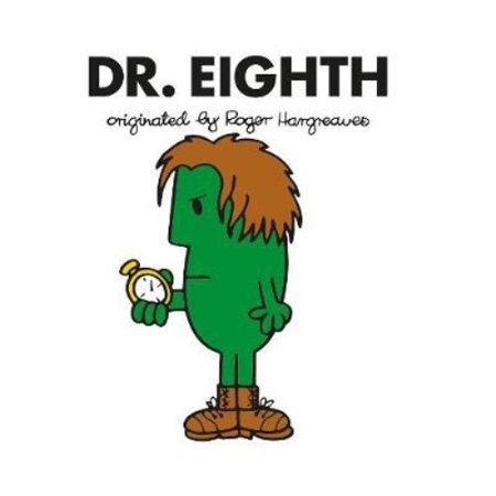 Doctor Who  Dr  Eighth  Roger Hargreaves