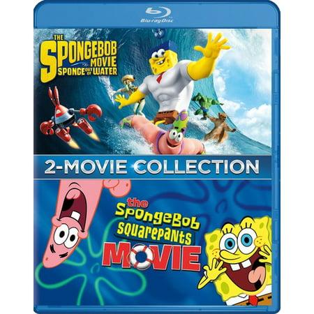 The Spongebob Squarepants Movie/The SpongeBob Movie: Sponge Out ofWater (Blu-ray)