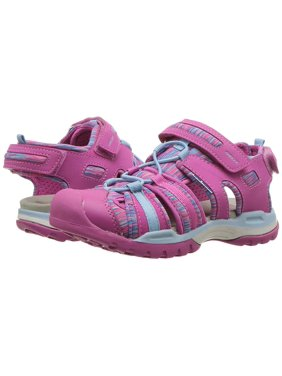 Kids Geox Girls Borealis Low Top Lace Up Hiking Shoes
