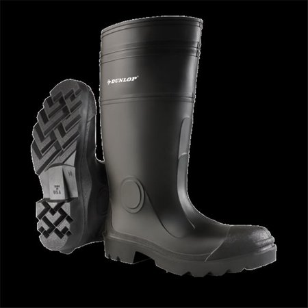70a94d9a7f31 dunlop - dunlop 8780103 16 in. buffalo steel toe boot with lug, size3 -  Walmart.com