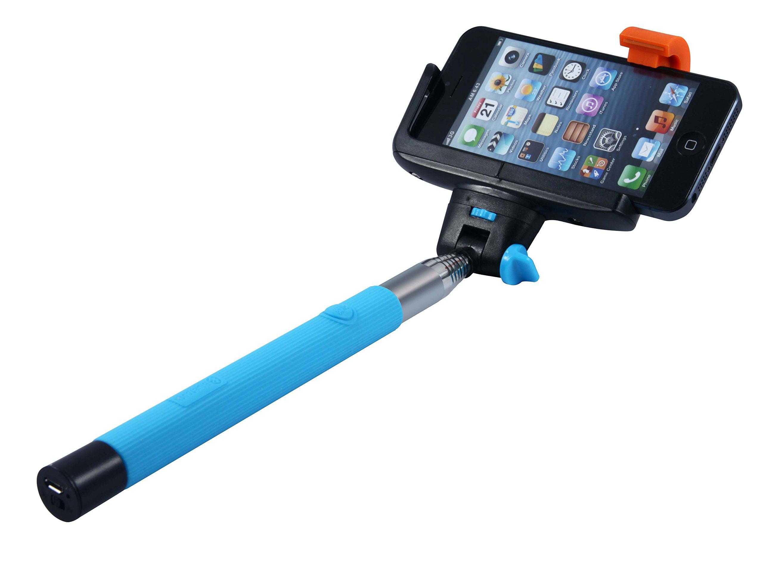 Craig Electronics CMA3319 Craig Cma3319 Selfie Remote Stick With Bluetooth  Wireless