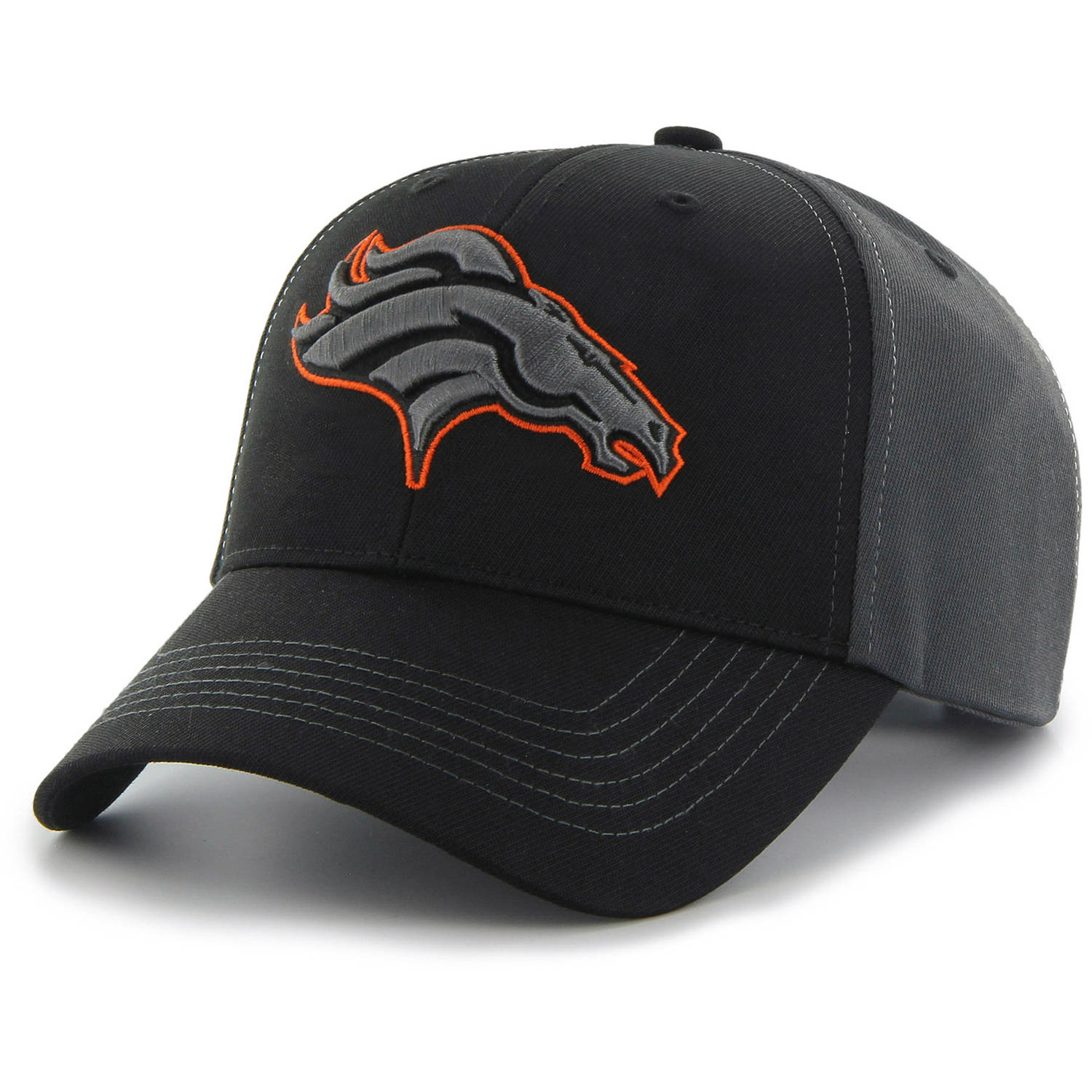 NFL Denver Broncos Blackball Cap / Hat by Fan Favorite