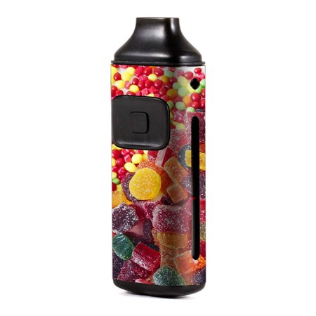 - Skin Decal Vinyl Wrap for Aspire Breeze Kit Vape skins stickers cover/ Candy collage