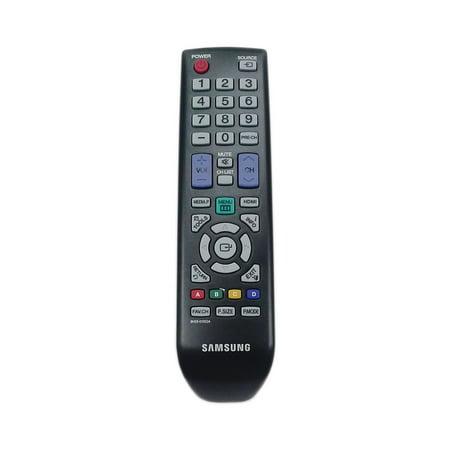 Original TV Remote Control for SAMSUNG LN22B450C8XZL Television - image 2 de 2