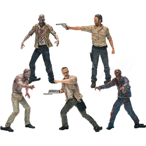 The Walking Dead Figure Pack #1