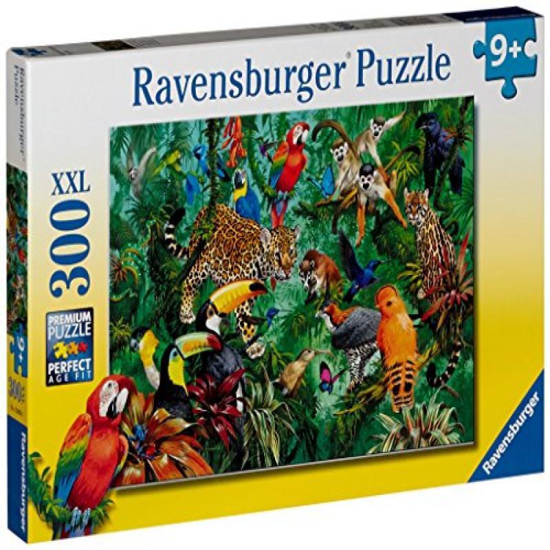 Ravensburger Jungle 300 Piece Puzzle by