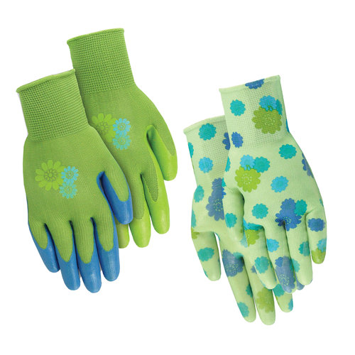 MidWest Quality Gloves, Inc. Assorted Printed Nitrile And Grip Mate Gloves