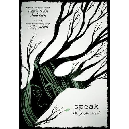 Speak: The Graphic Novel (Hardcover)