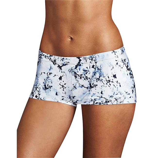 Maidenform Dream Women`s Boyshort - Best-Seller, 40774, 8, Rainbow Dot Print