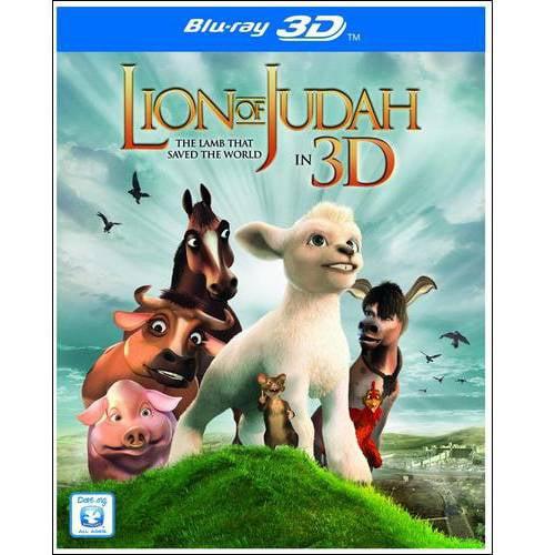 Lion Of Judah 3D (Blu-ray)