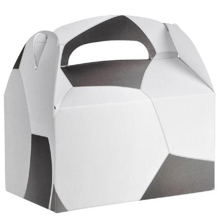 Soccer Treat or Favors Boxes (One Dozen)