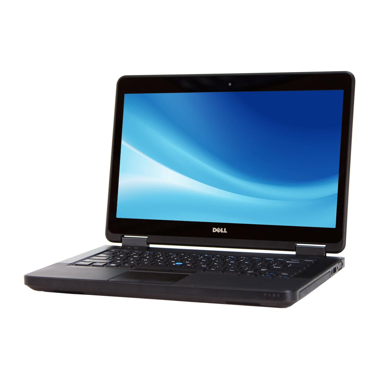 "Refurbished Dell E5540 15.6"" Laptop, Windows 10 Pro, Intel Core i5-4300U Processor, 4GB RAM, 128GB Solid State Drive"