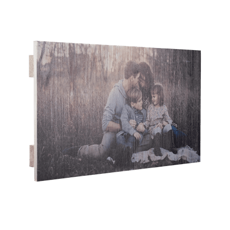 10x18 Rustic Photo Wall Decor