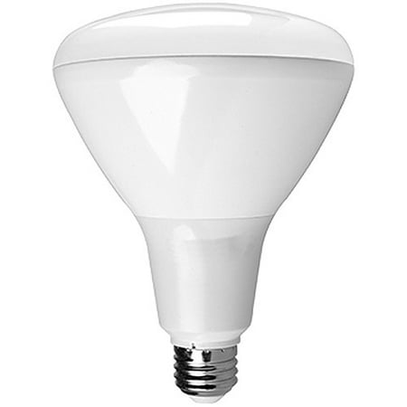 Simply Conserve LED Light Bulbs, 11W (65W Equiv) Dimmable R30, Warm (R30 Dimmable Compact)
