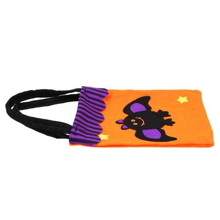 Ve Interactive Halloween (Halloween Cartoon Candy Bag Pumpkin Non Woven Fabric Non-Woven Pouch)