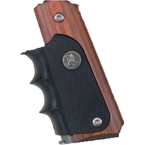 Pachmayr GM-ALS Colt 1911 With Deluxe Pacwood) 00423