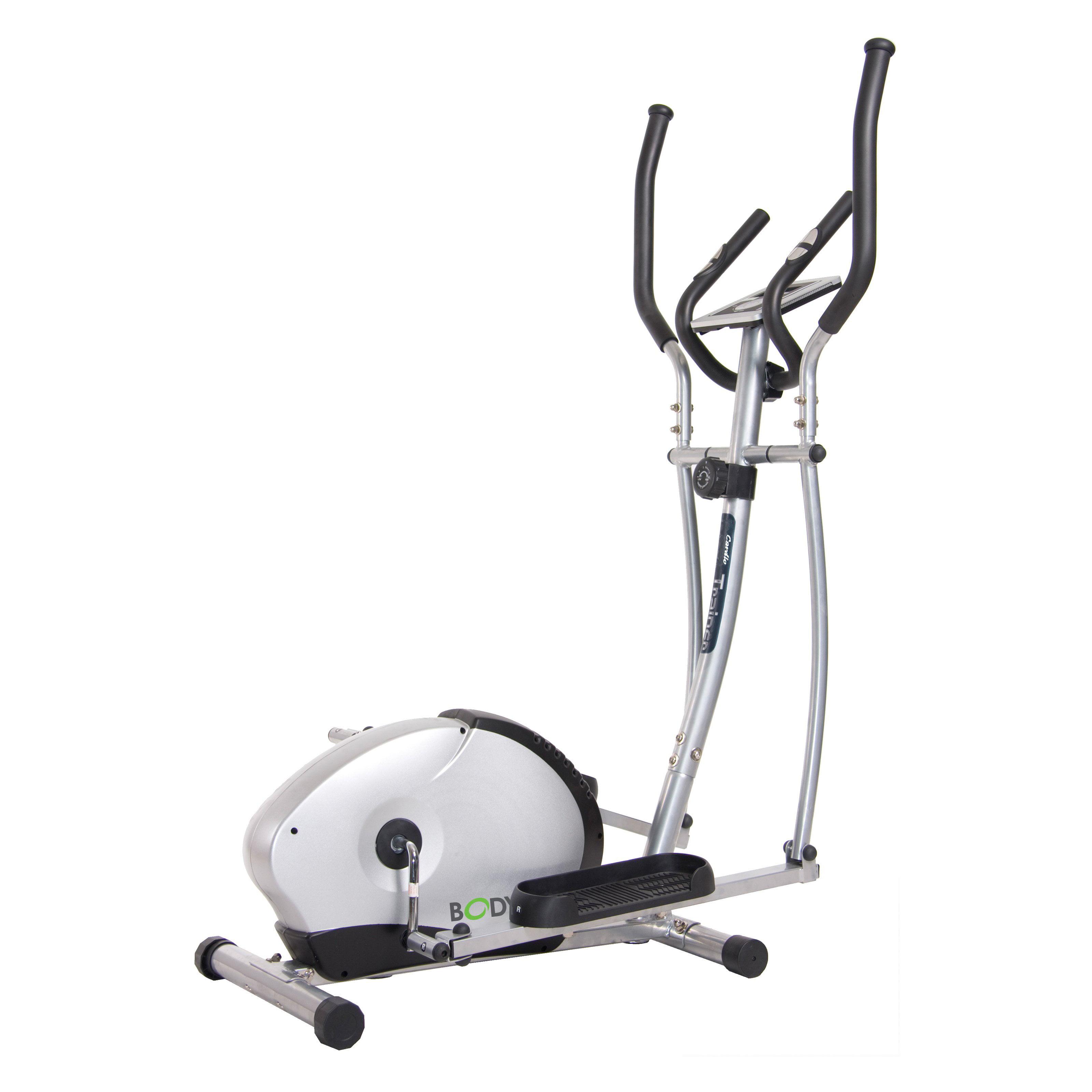 Body Flex Body Rider BR1680 Magnetic Elliptical Trainer
