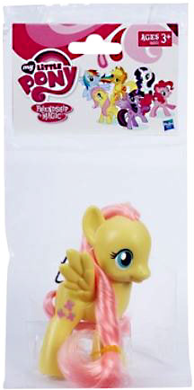 My Little Pony 3 Inch Bagged Fluttershy Figure by