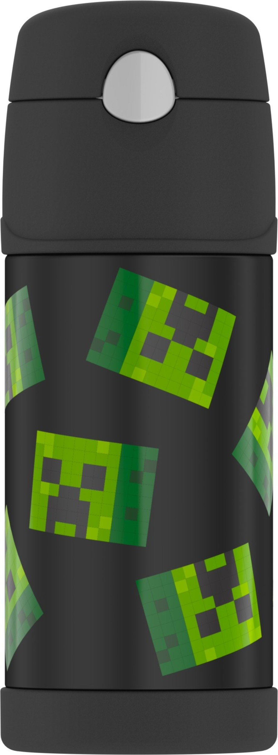 Thermos Funtainer 12 Ounce Bottle Minecraft