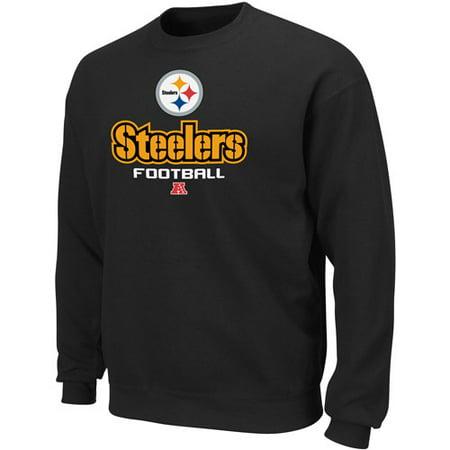 half off 2a4f3 aa727 NFL - Big Men's Pittsburgh Steelers Sweatshirt - Walmart.com